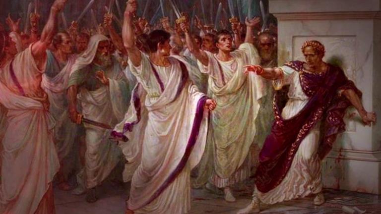 La morte di Giulio Cesare