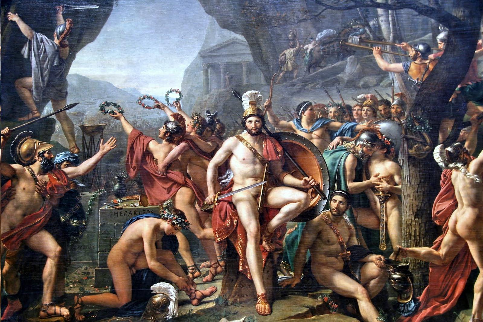 Re Leonida e la battaglia delle Termpoili