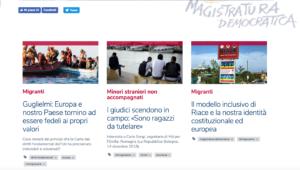 "ONG Mediterranea, portavoce su Rai2 insiste: ""Salviamo migranti, studiate!"""