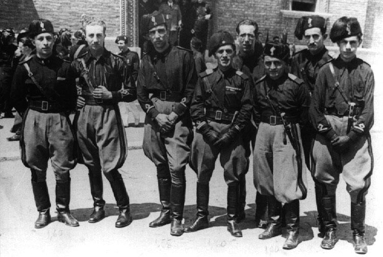 Cent'anni di Fascismo