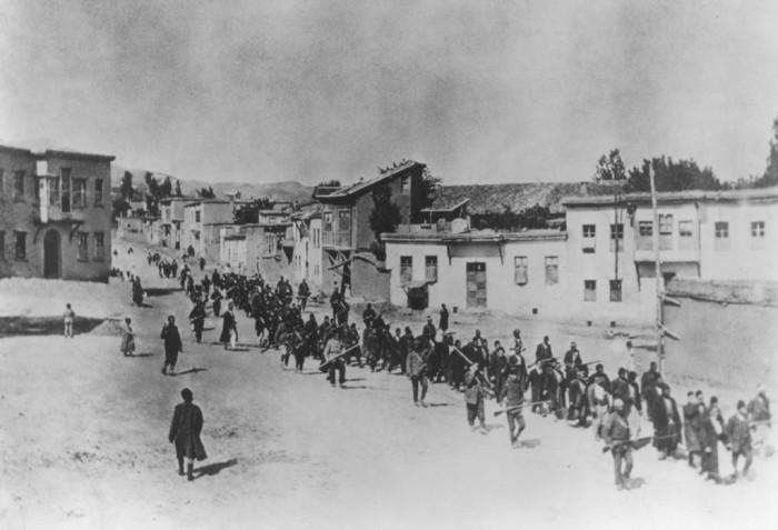 Il genocidio dimenticato: gli Armeni