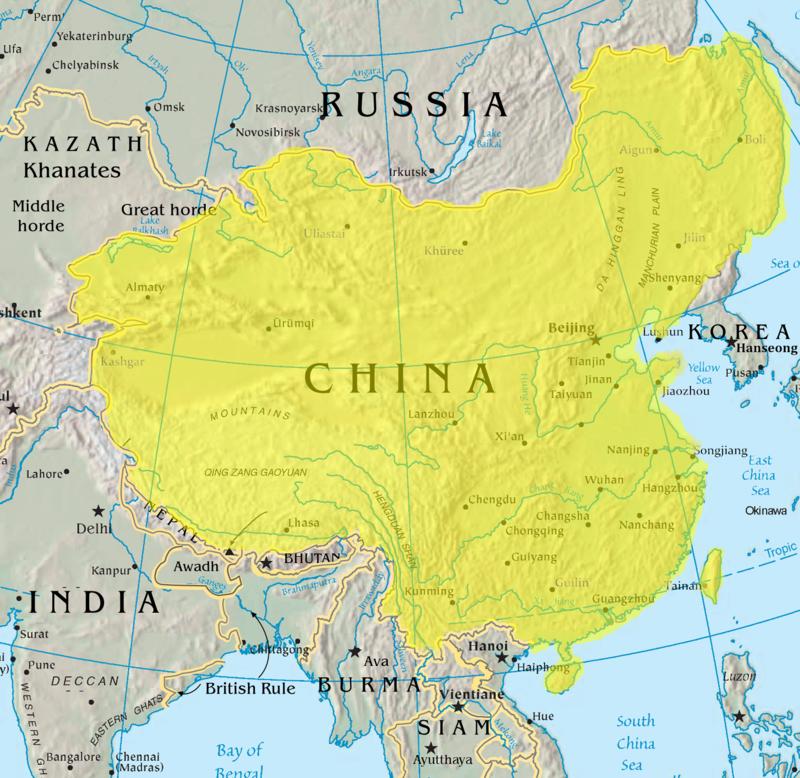 L'impero più grande della storia umana