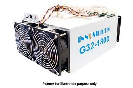 ASIC Innosilicon Mining Grin
