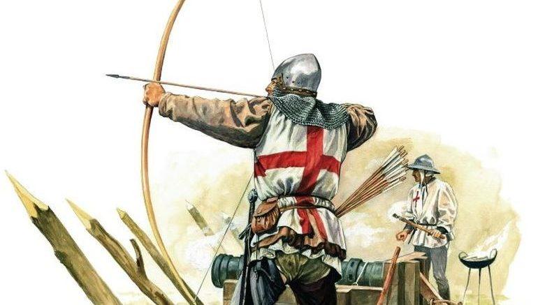 L'Arco lungo: terrore della cavalleria medievale