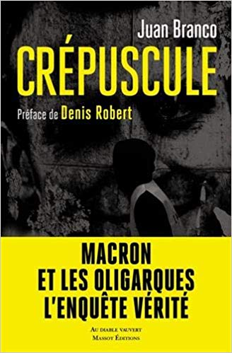 """Crépuscole"", il libro contro Macron è bestseller in Francia"