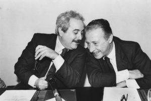 """Con Falcone, contro l' """"Antimafia di sinistra"""" che lo tradisce ogni giorno"""