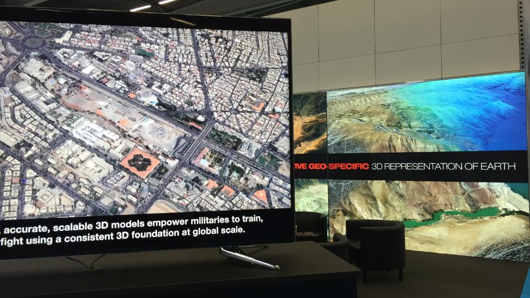 7 tipi di simulatori militari visti a Itec 2019