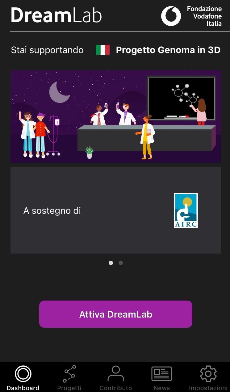 DreamLab, l'app con cui puoi aiutare i ricercatori a combattere il cancro