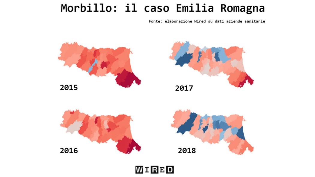 Grazie all'obbligo le coperture per i vaccini in Italia sono tornate a crescere