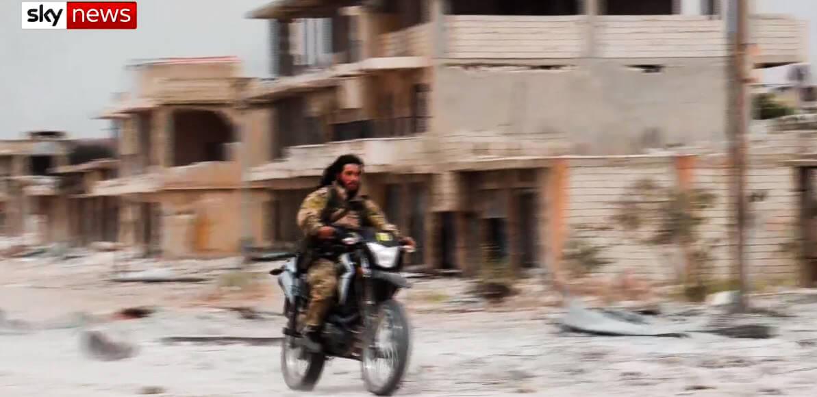 Siria, tutte le bugie di Sky News su Idlib