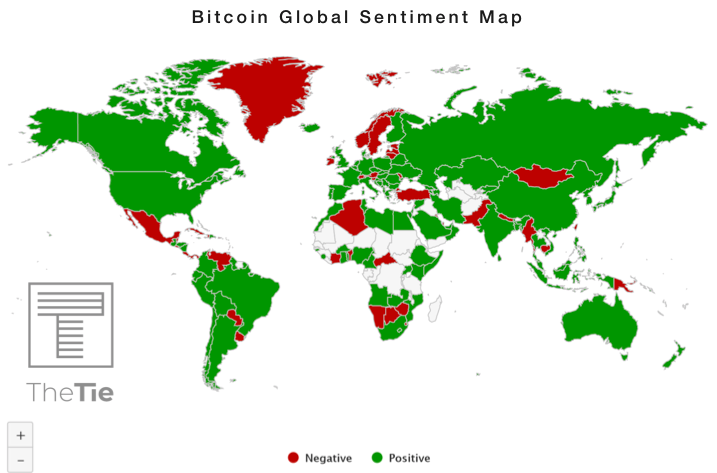 Google Trends: ricerche Bitcoin superiori a Trump negli USA