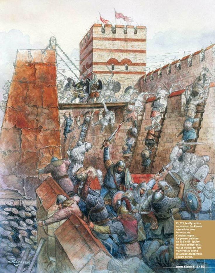 Gli Avari, il terrore che giunge dalle steppe eurasiatiche