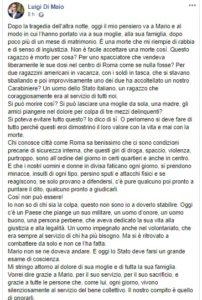 Di Maio Carabiniere