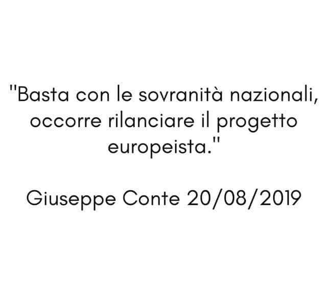 Bagnai risponde a Conte e mostra i veri motivi della crisi