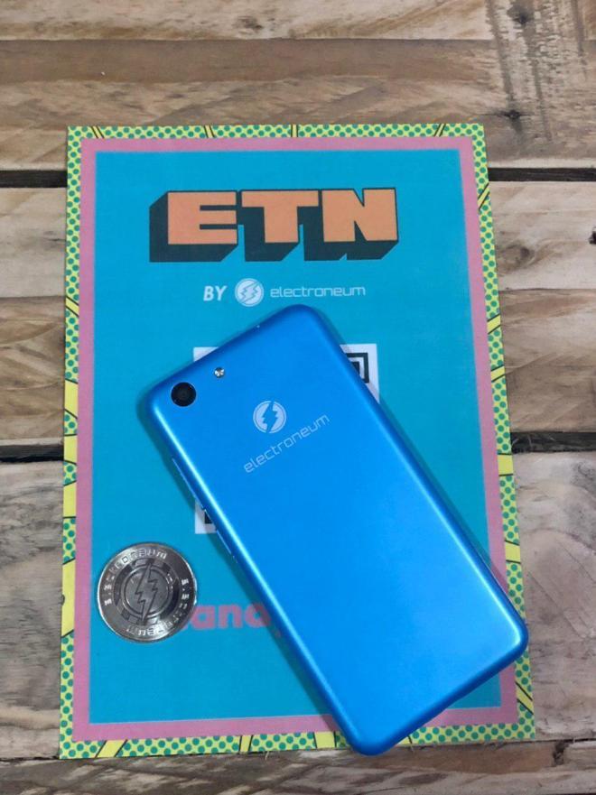 Electroneum (ETN) mondo mobile