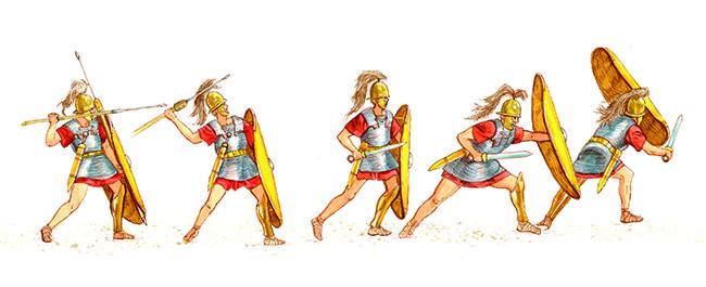 Falange contro Legione: Greci e Romani a confronto diretto