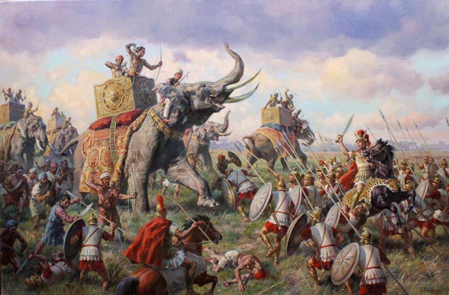 Gli elefanti da guerra: inarrestabili panzer dell'antichità