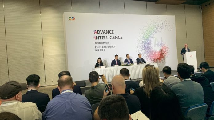 Intelligenza artificiale tra i temi più importanti di Huawei Connect 2019 (Foto Antonio Dini)