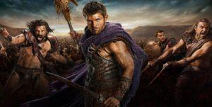 Le migliori serie tv - Spartacus