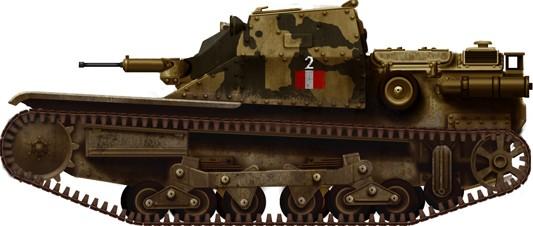 Il panzer che non ti aspetti: il carro L33 dell'esercito italiano