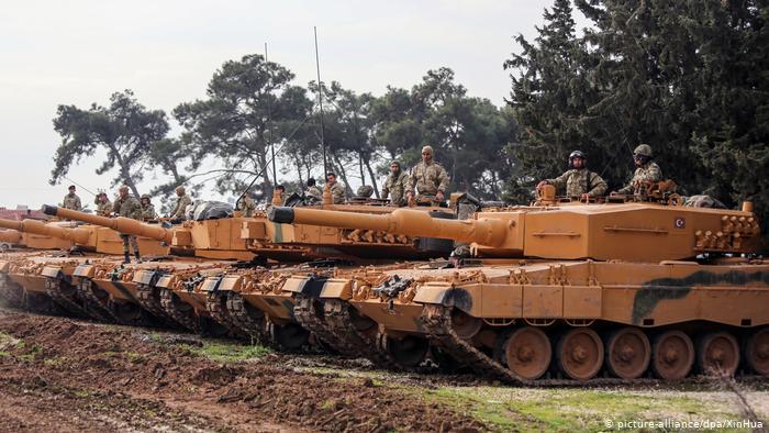 Il fallimento del panzer Leopard 2 in Siria, Turchia progetta nuovo carro