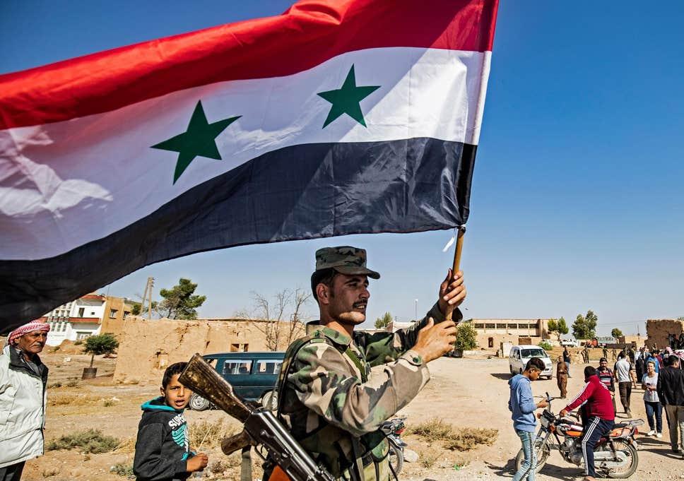 Formigli Siria