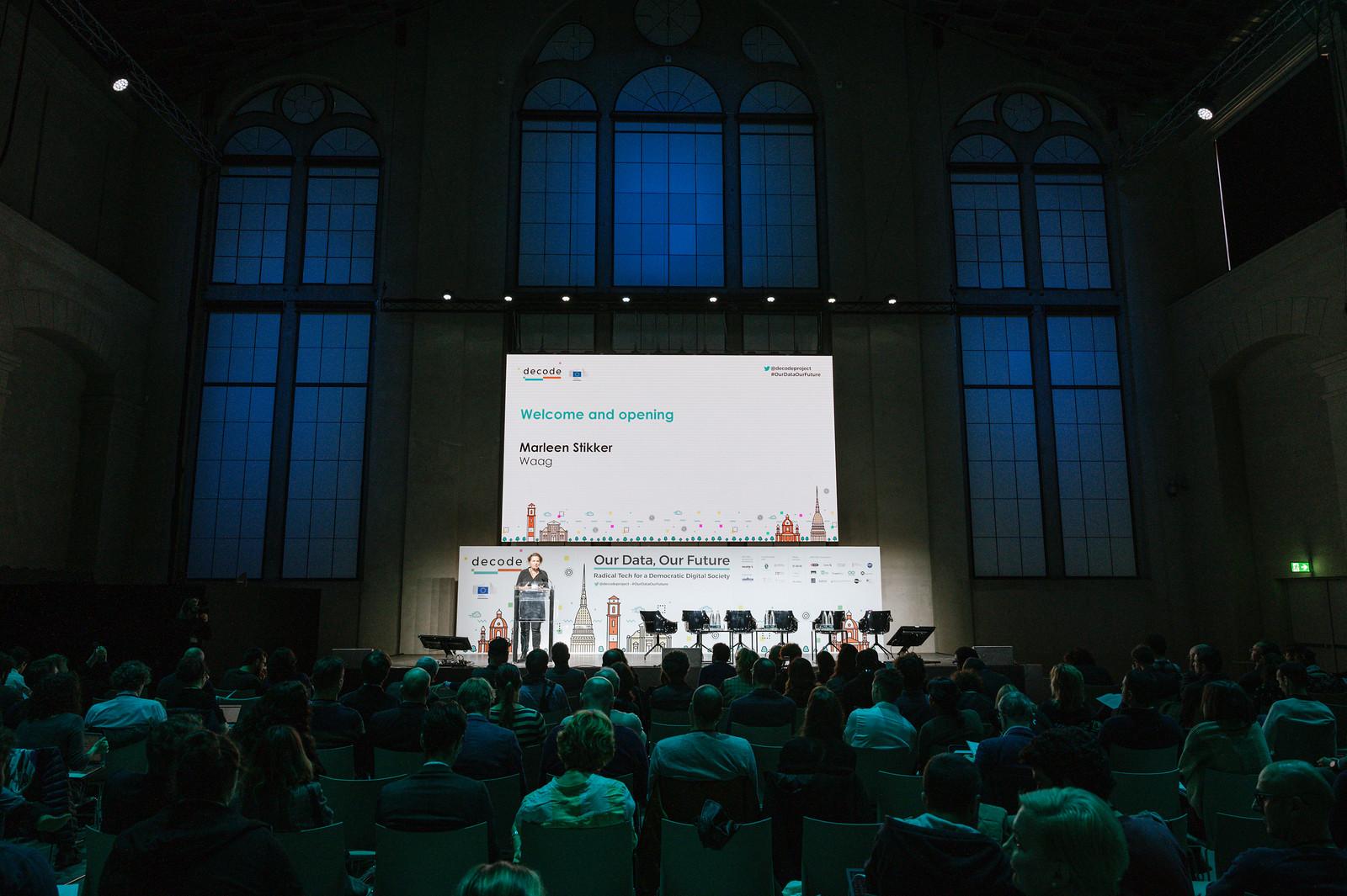 Pillole da Decode Symposium, l'evento sul futuro della sovranità digitale