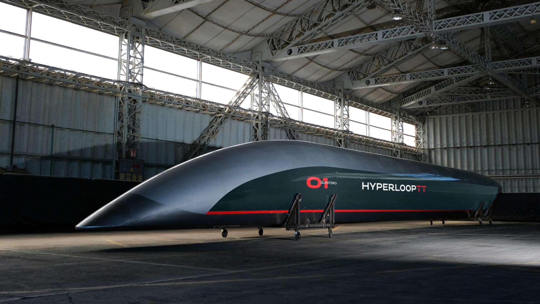 Hyperloop studia la prima tratta in Italia: Milano-Malpensa in 10 minuti