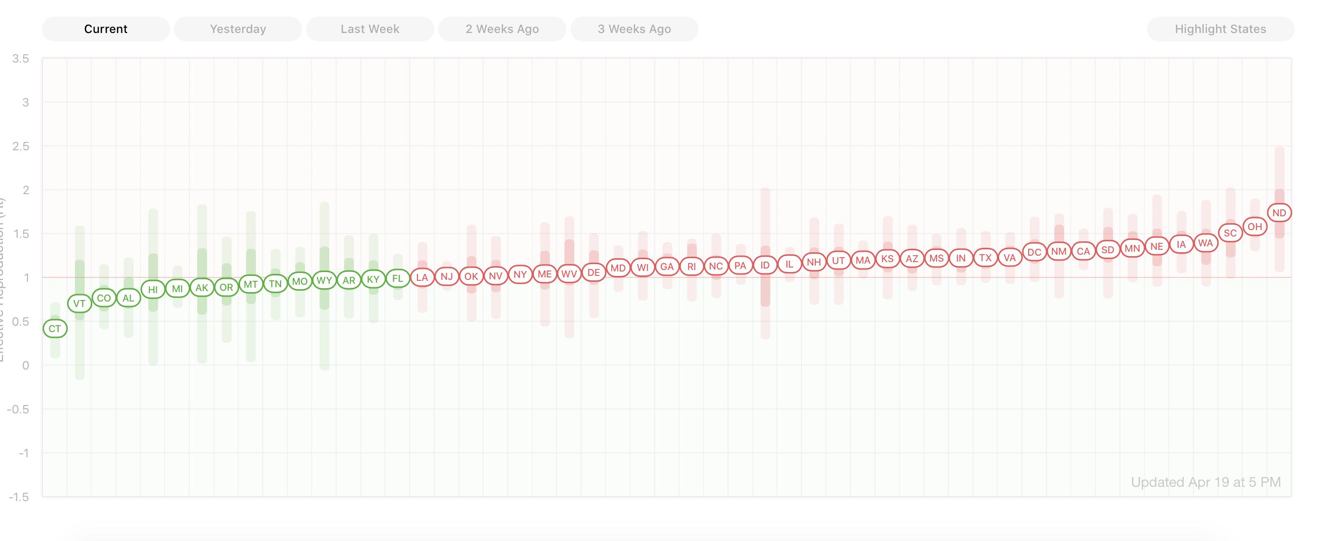 I fondatori di Instagram hanno creato un tracker che monitora la diffusione dei contagi
