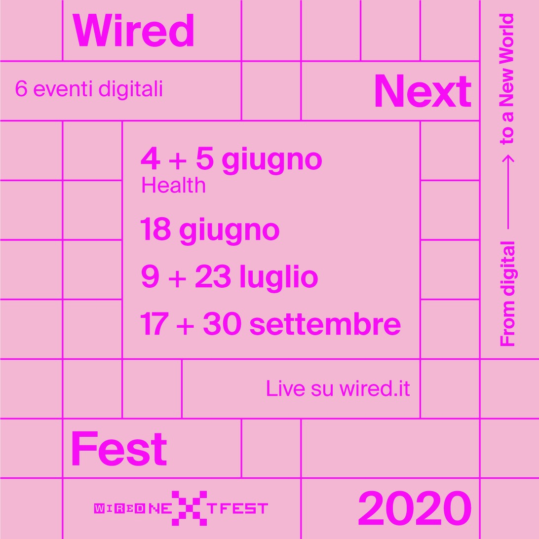 wired next fest 2020