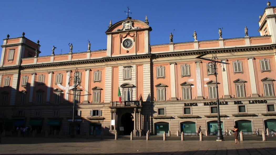 Palazzo del governatore, Piacenza (foto: Giovanni Dall'Orto, Wikipedia)