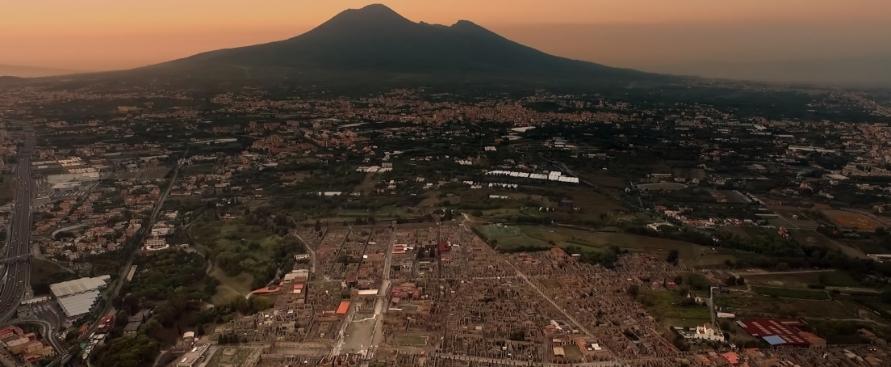 Il futuro di Pompei è una smart city 5G