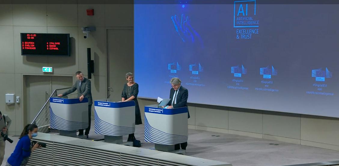 La bozza di un regolamento europeo sull'intelligenza artificiale lascia ancora molti interrogativi